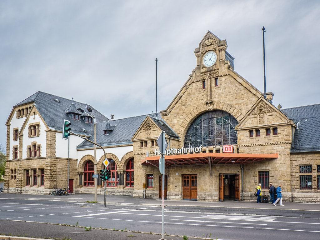 Bahnhof Eisenach