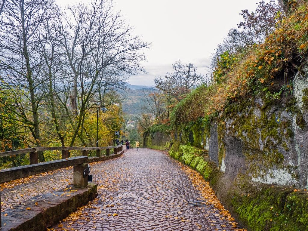 Eisenach Wartburg Wanderweg