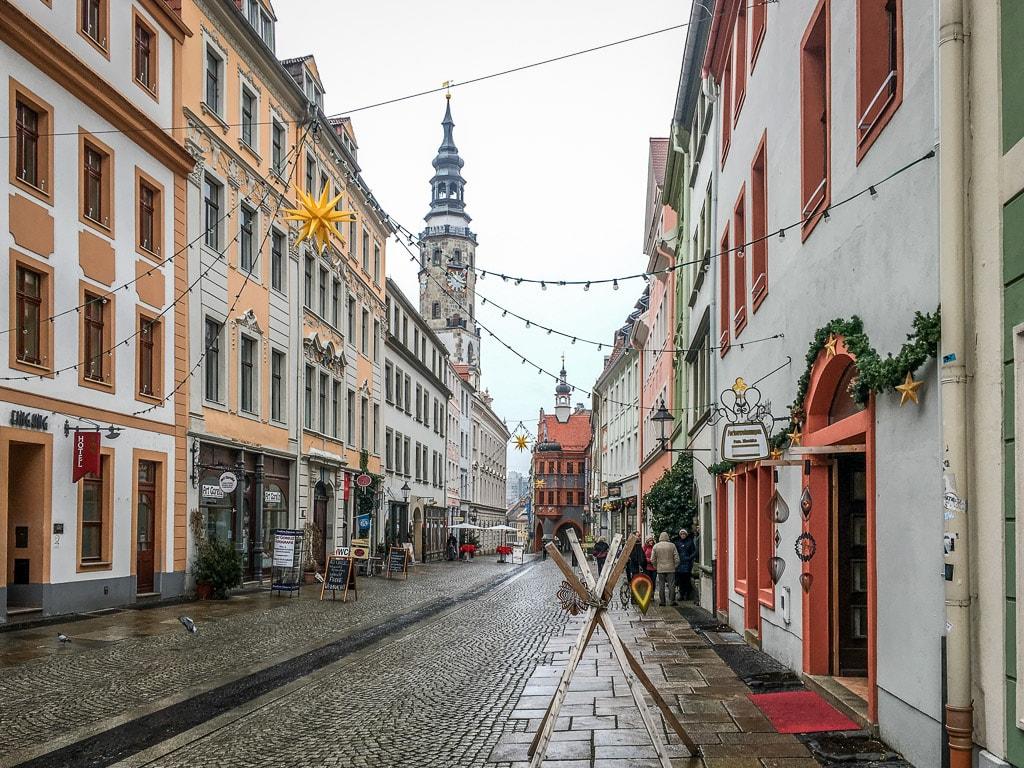 Weihnachten in Görlitz