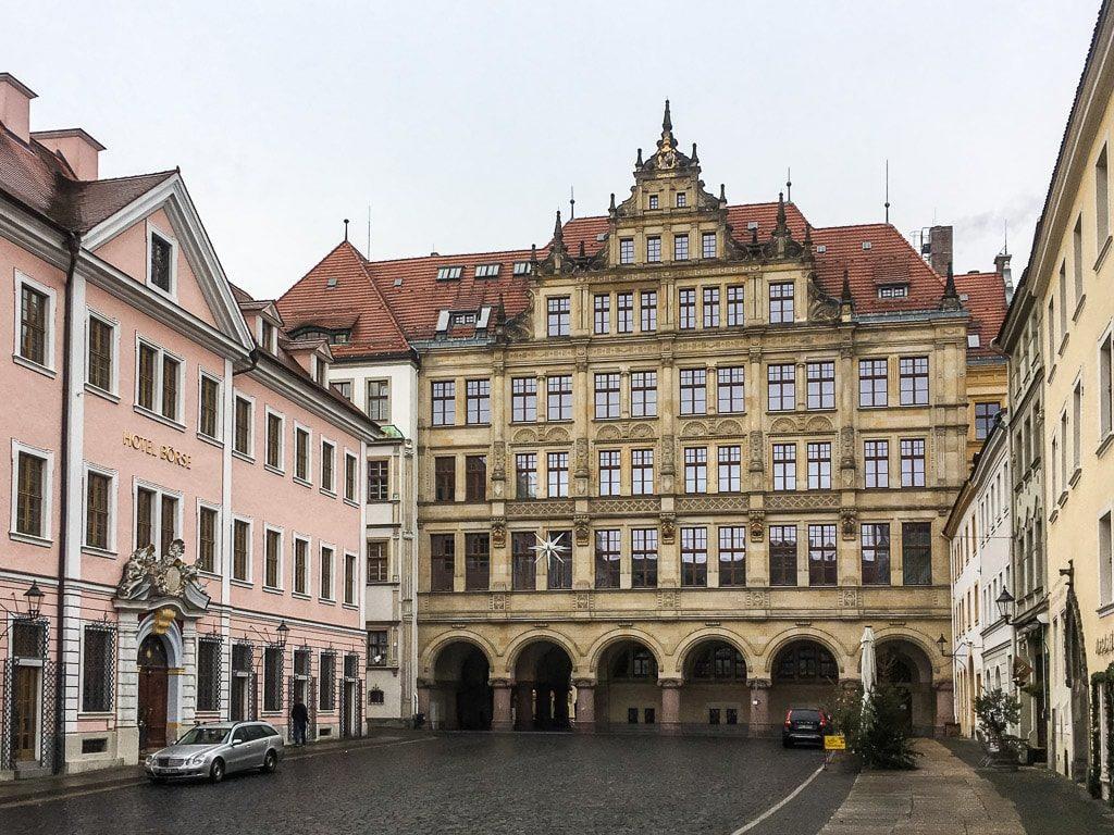 Neues Rathaus von Görlitz