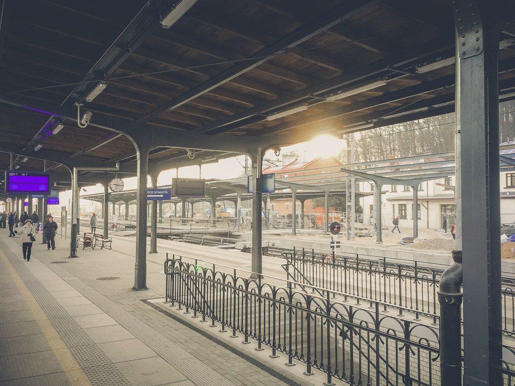 Bahnhof Jelenia Gora