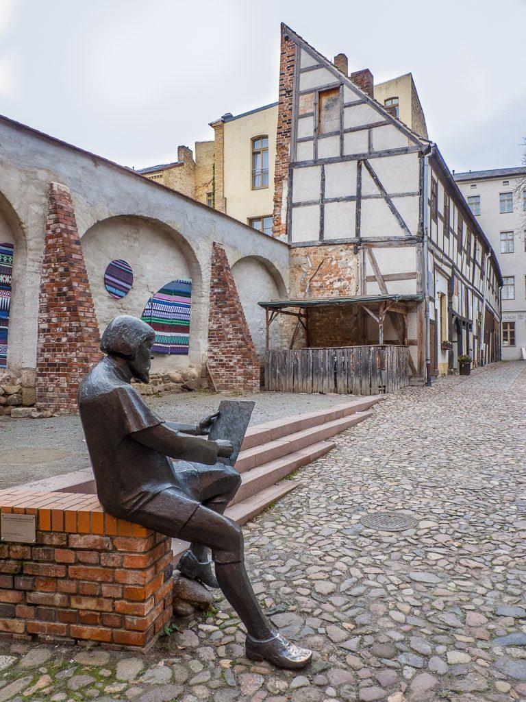 Cranach-Hof Wittenberg