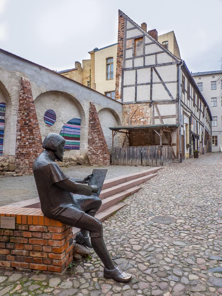 Cranach-Hof Lutherstadt Wittenberg