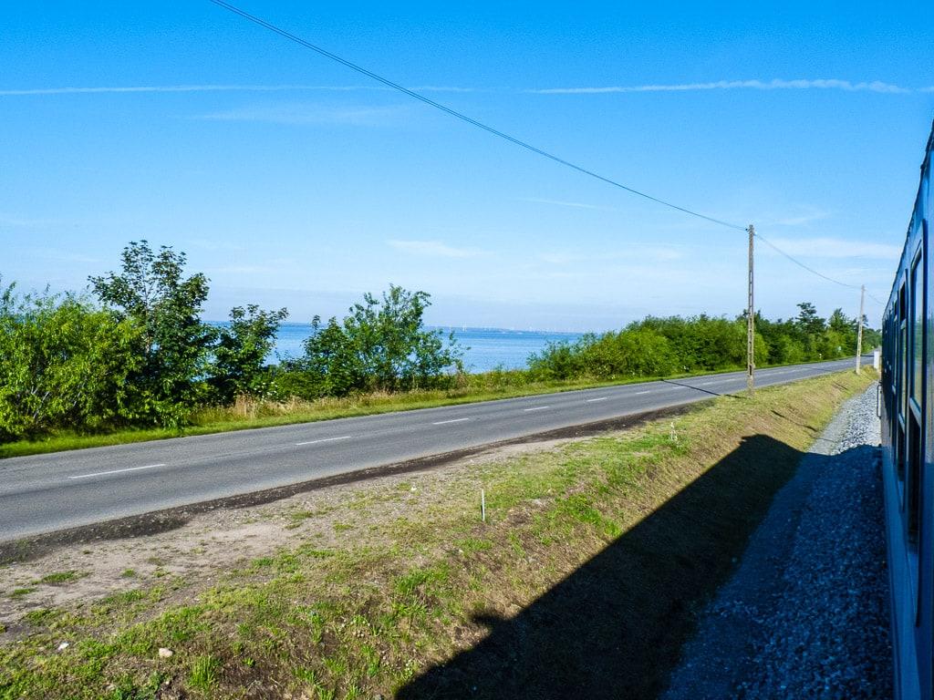 Nachtzug Polen Ostsee Hel