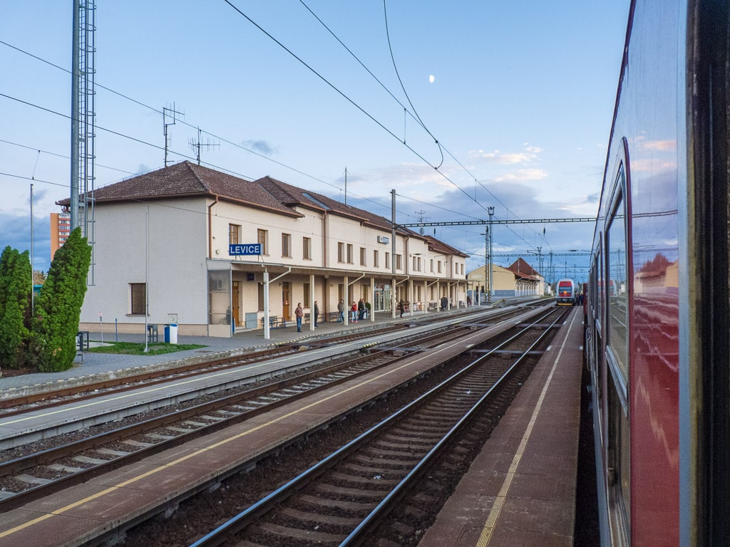 Bahnhof Levice