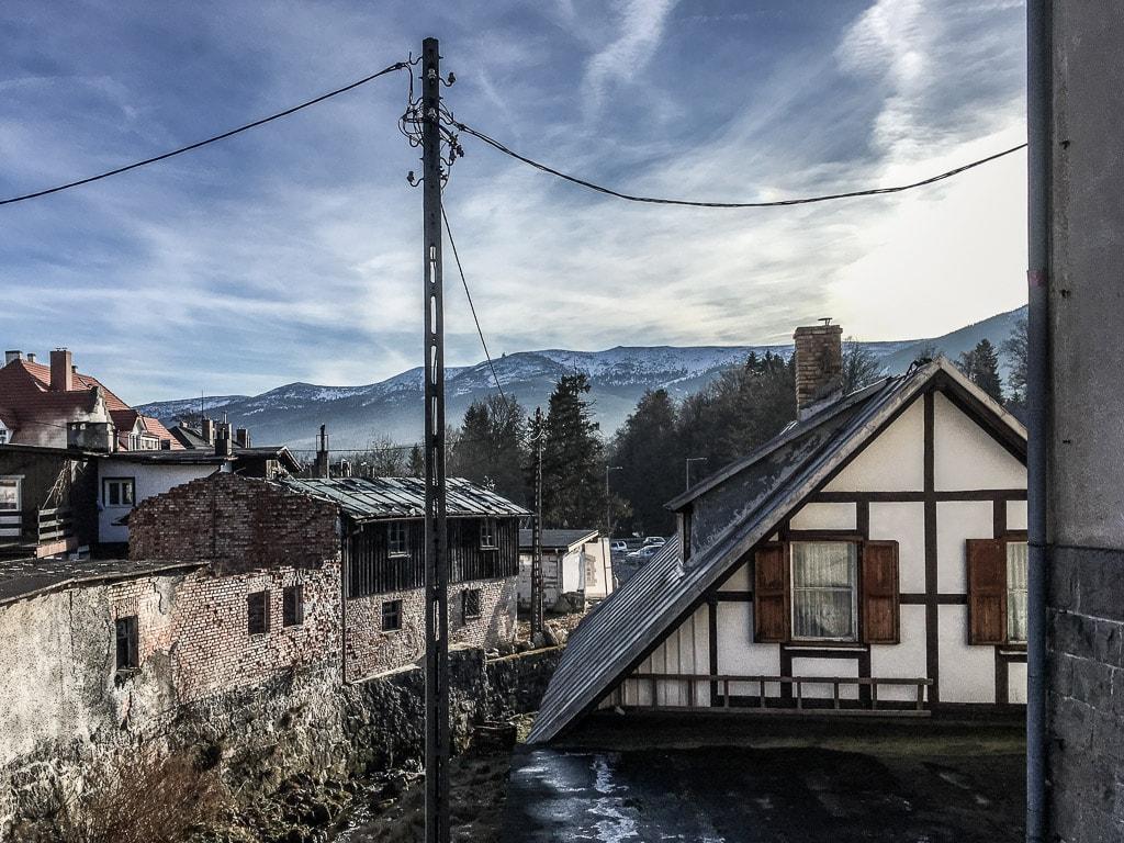 Szklarska Poręba Ort Riesengebirge