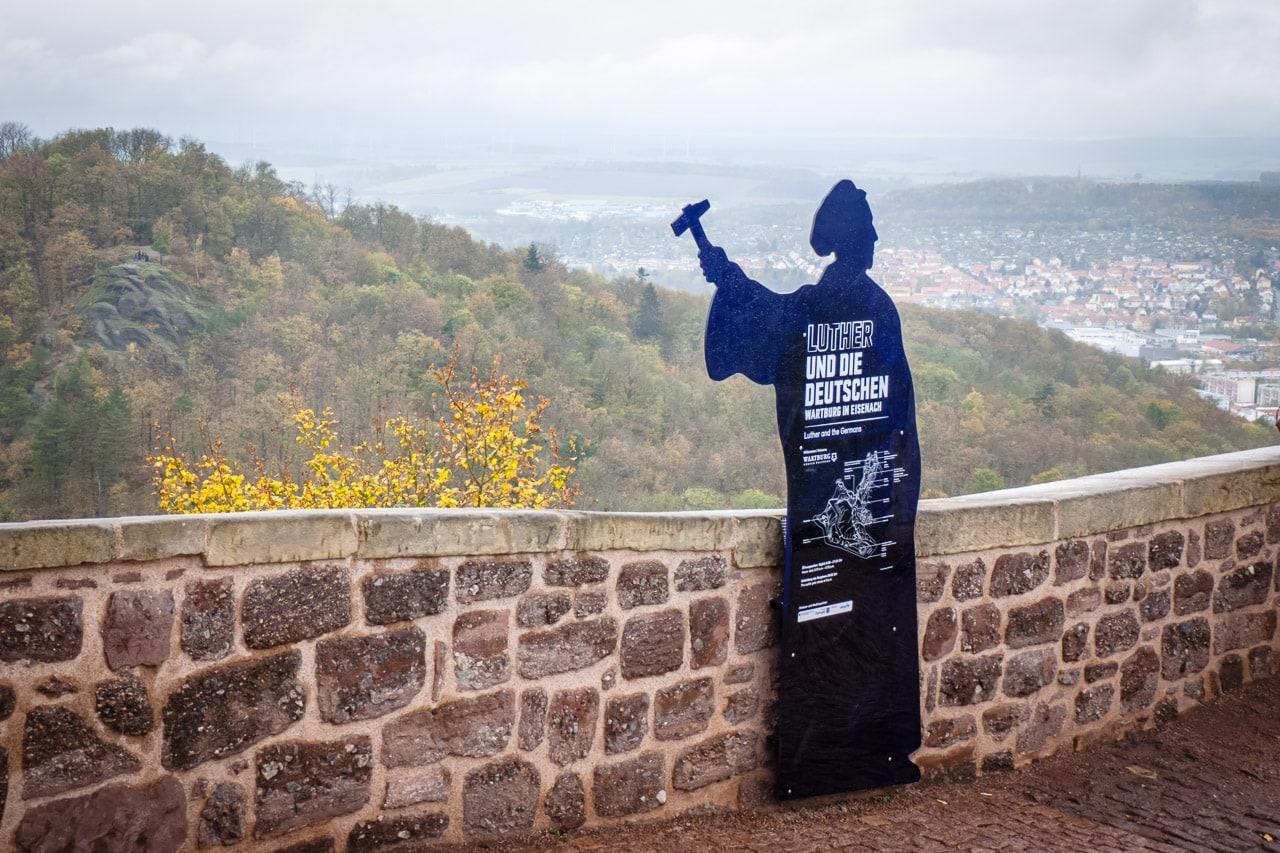 Alles in Luther: Mit der Bahn auf den Spuren der Reformation