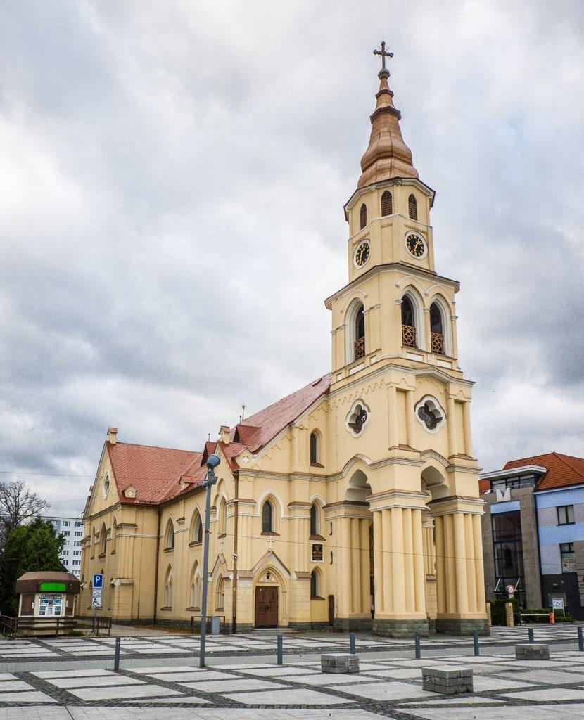 Evangelische Kirche Zvolen