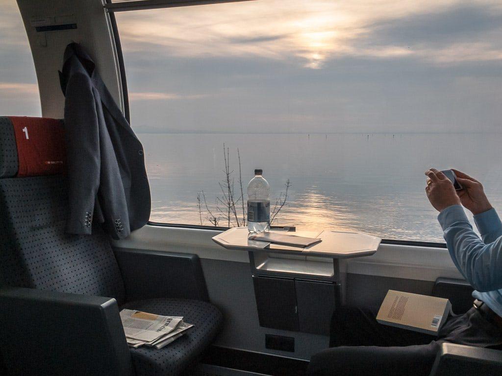 Panoramewagen Schweiz Bodensee