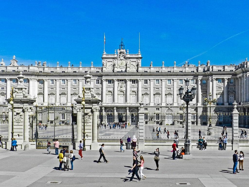 Madrid Stadtpalast