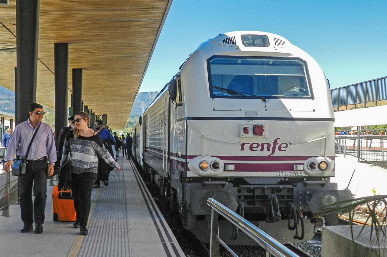 Mannheim–Marokko (Teil 1): Einmal mit dem Zug nach Afrika
