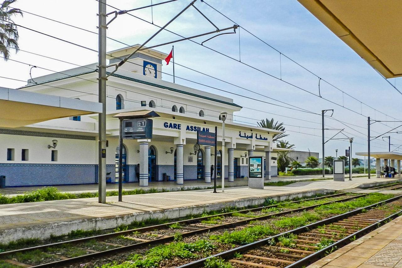 Mannheim–Marokko (Teil 2): Mit dem Zug durch 1001 Nacht