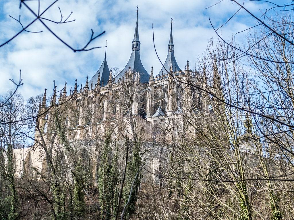 Dom heilige Barbara Kutna Hora
