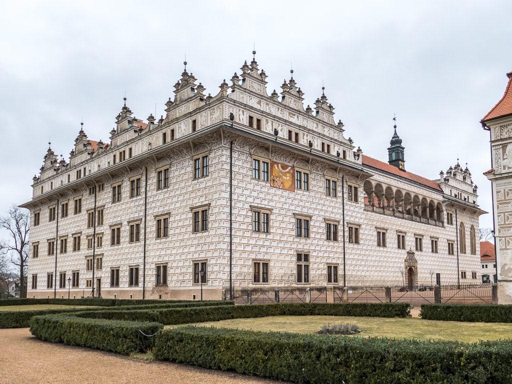 Schloss Litomyšl