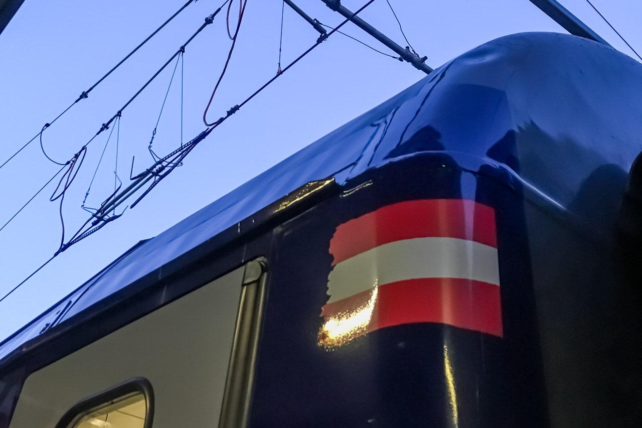 "Nachtzug Berlin–Wien: Was taugt der ""Metropol neu""?"