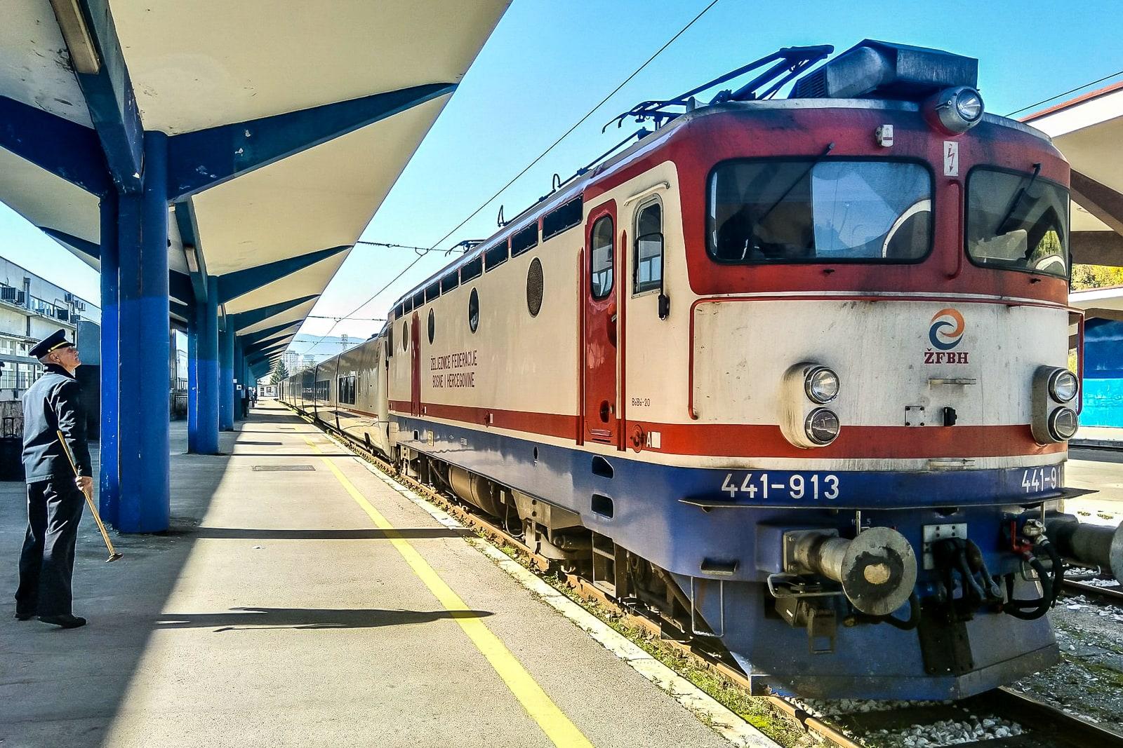 Bosnien-Herzegowina: Neuer Nachtzug von Sarajevo nach Bihać?