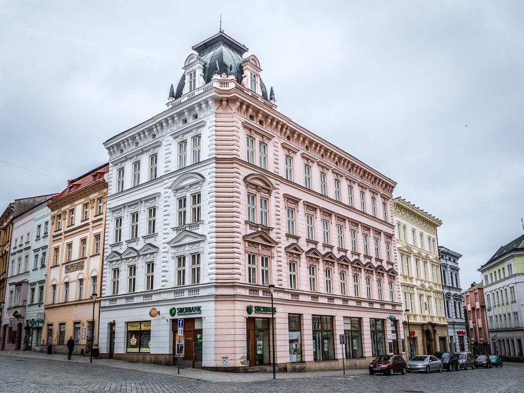 Olomouc Stadthaus Altstadt