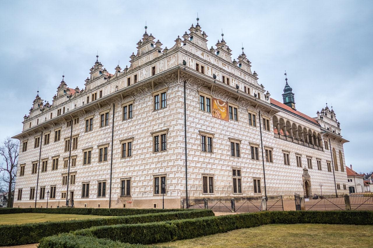 Welterbe Tschechien (3): Auf Smetanas Spuren nach Litomyšl
