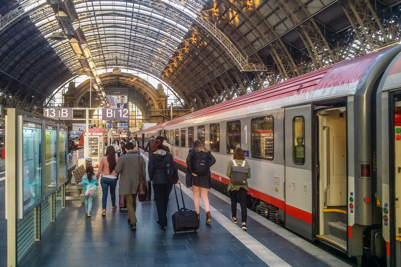Kurswagen Frankfurt Zagreb Zwei Zuge Aber Kein Umstieg