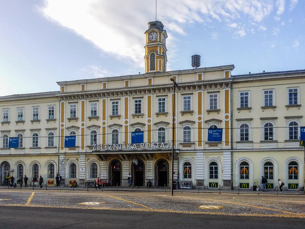 Bahnhof Ljubljana