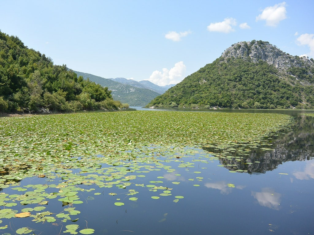 Montenegro Berg See Natur
