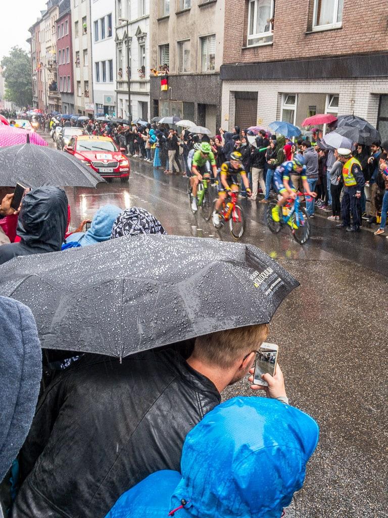 Ausreißer Tour de France 2017 Aachen