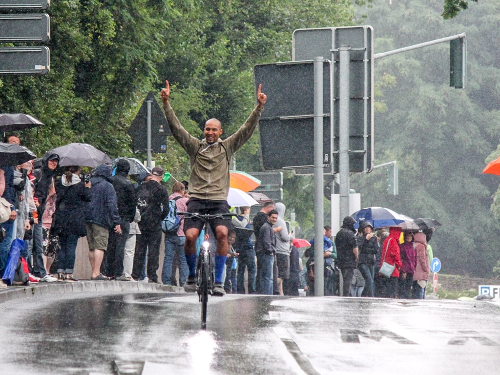 Hobbyradler Tour de France 2017 Mönchengladbach