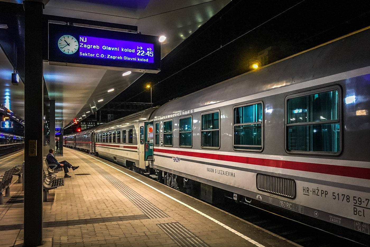 Nachtzüge 2019: Alle Änderungen zum Fahrplanwechsel