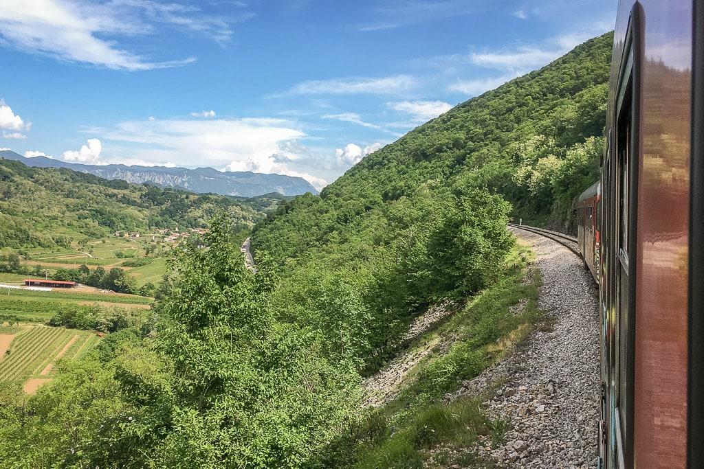 Europa mit Interrail entdecken
