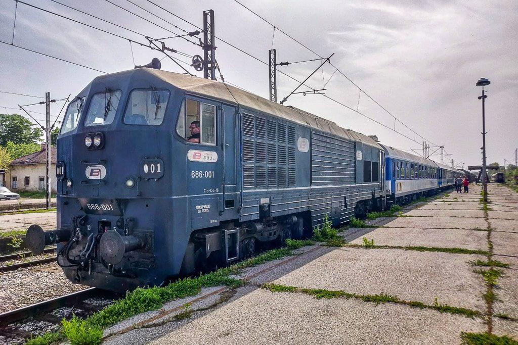 Optima Express Niš Dinara 666