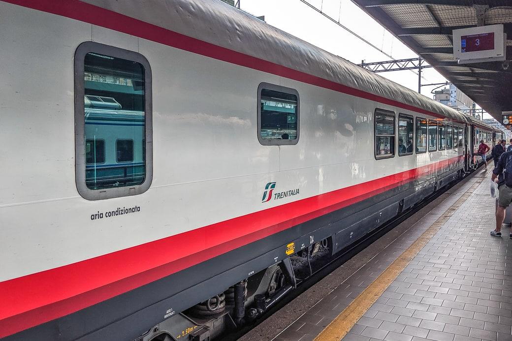 Frecchiabianca Italien Zug