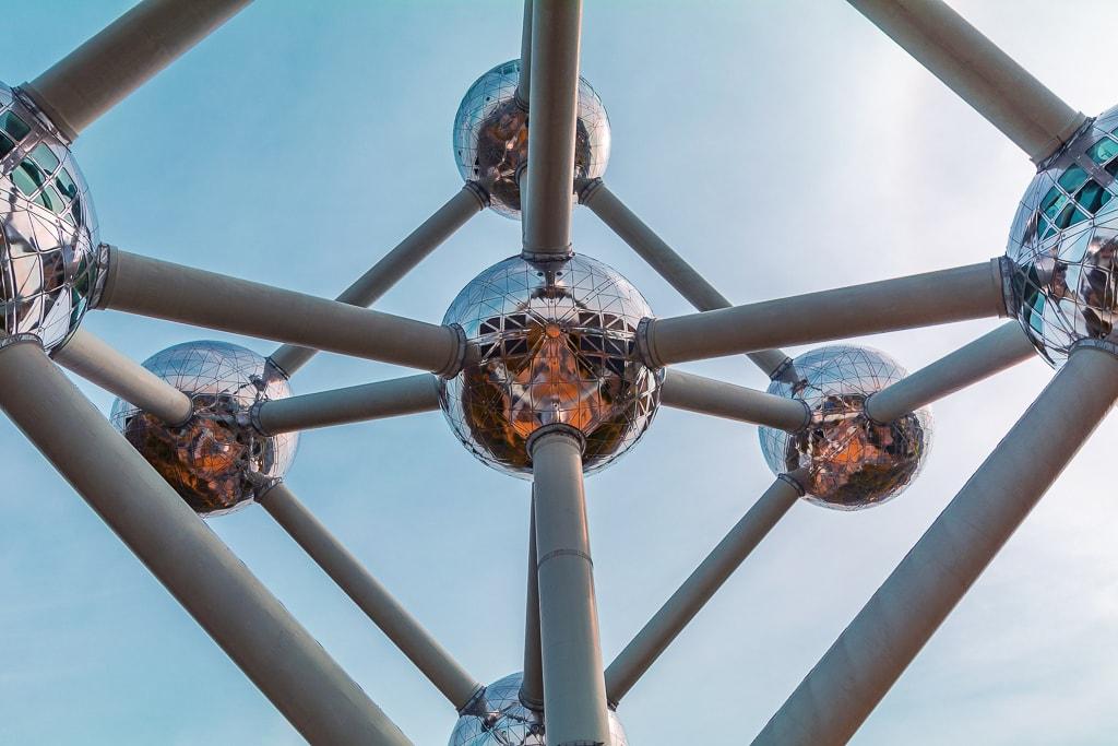 Atomium Brüssel Belgien
