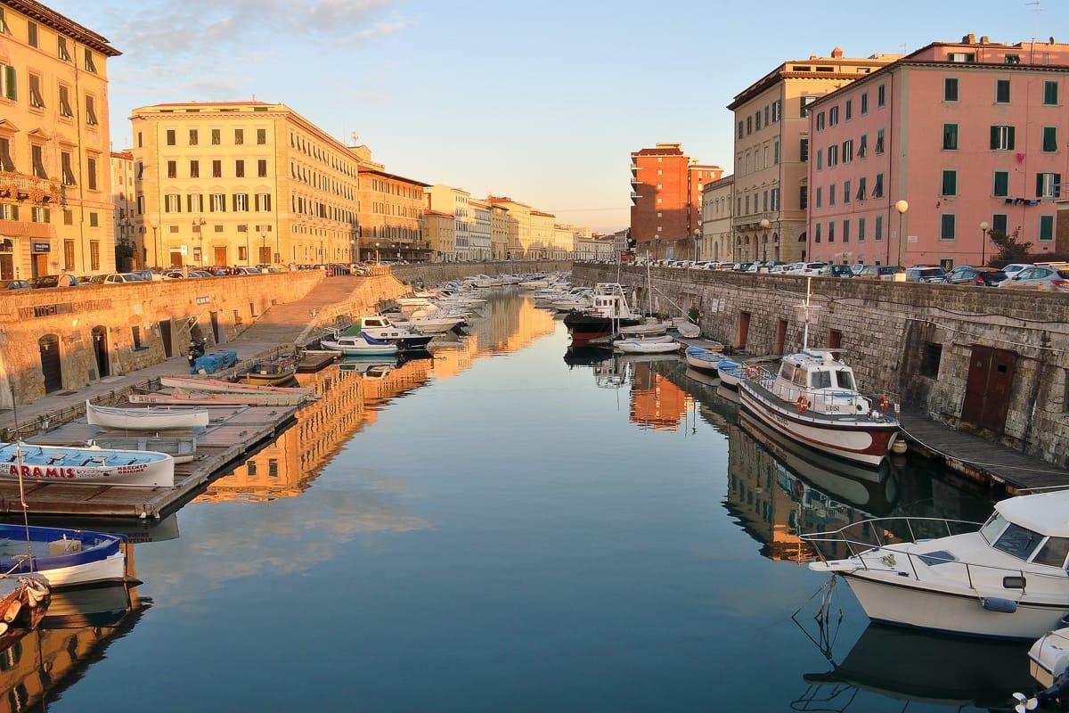 Livorno Toskana Italien