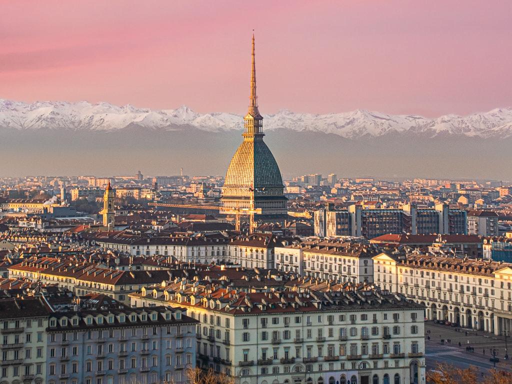 Turin in Italien