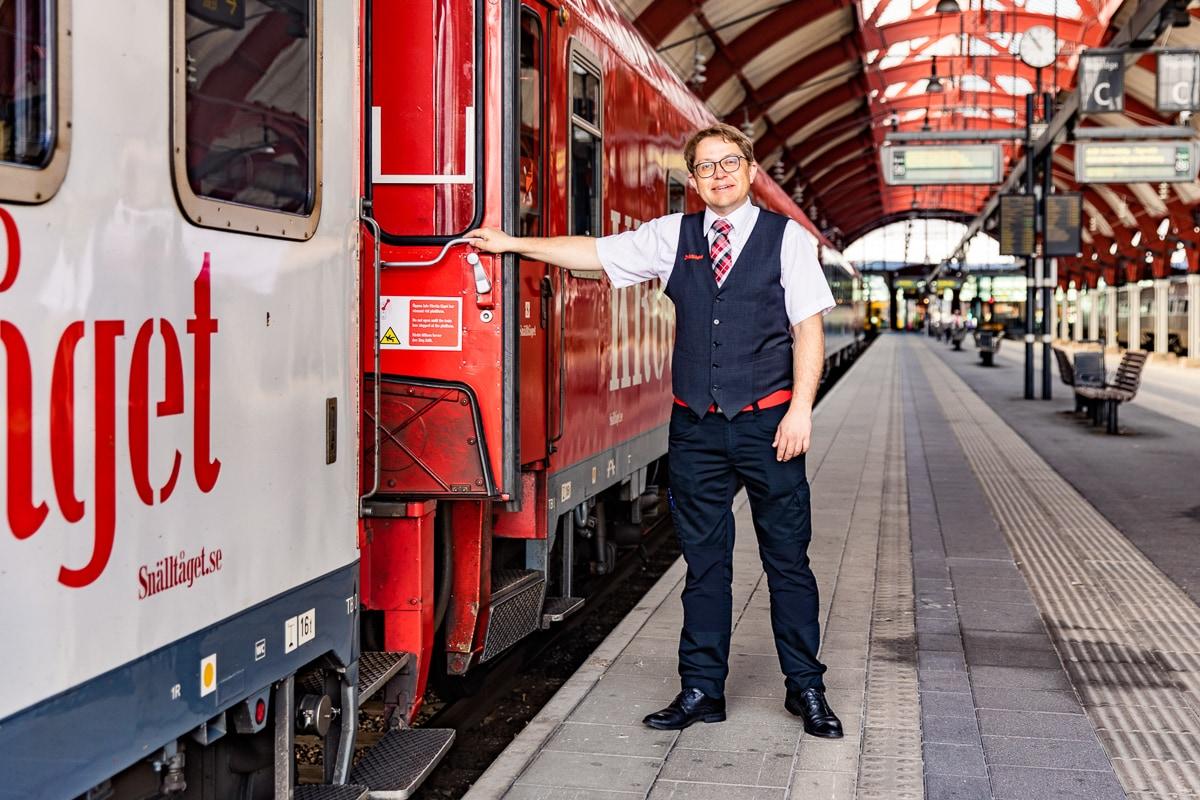 Snälltåget Sommer Nachtzug Berlin Hamburg Kopenhagen Malmö Stockholm