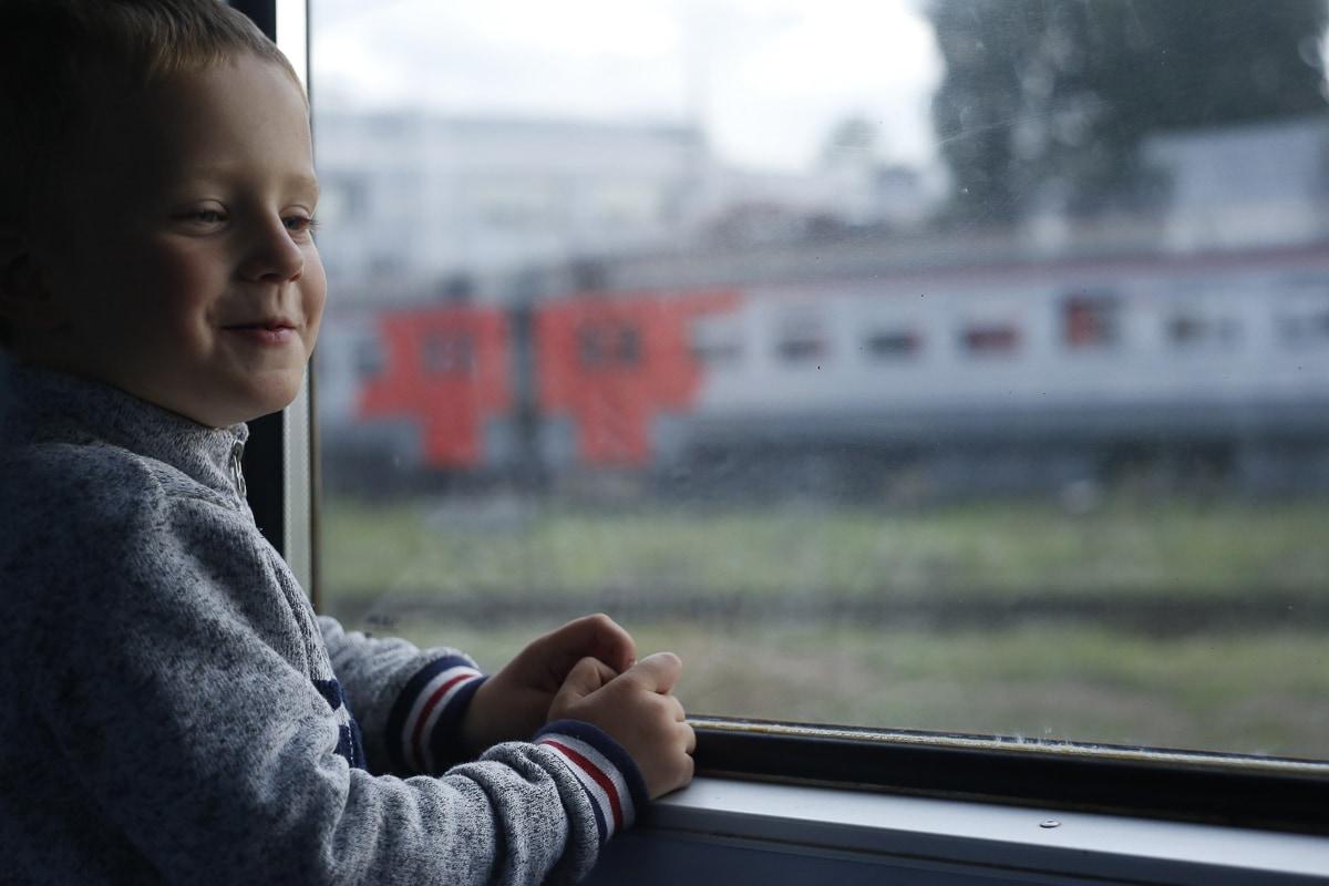 Nachtzug und Kinder: Mit Kindern im Nachtzug reisen