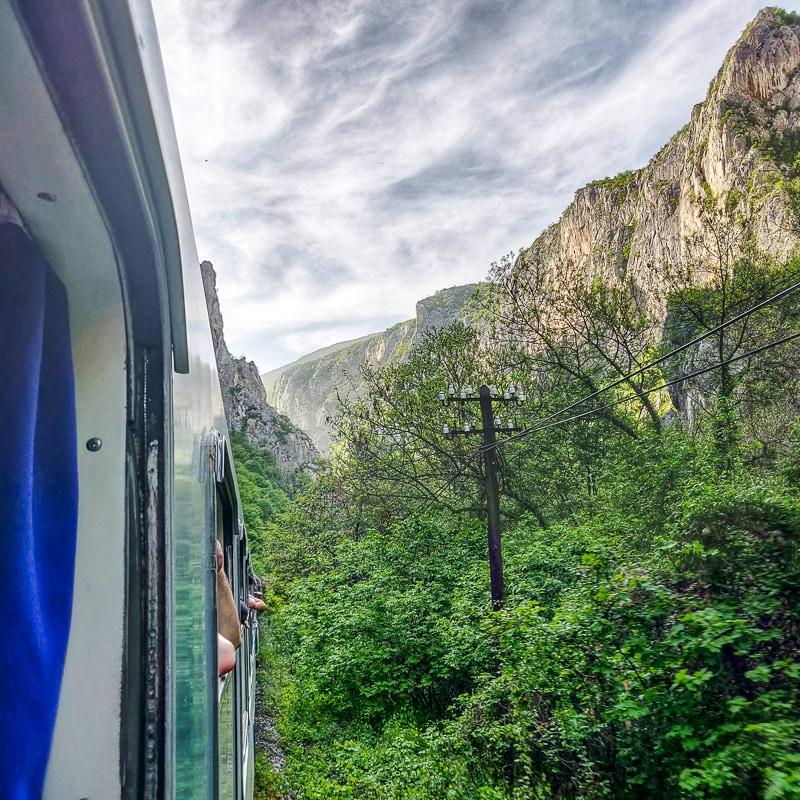 Train Tracks Thema Zugreisen